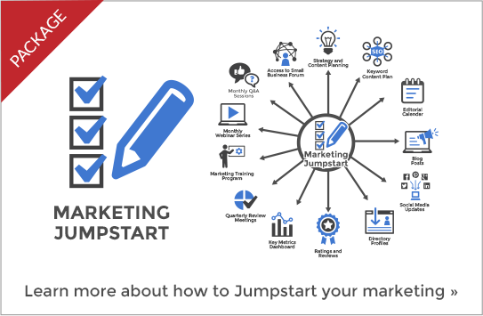 Jumpstart marketing system, marketing system, marketing program