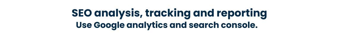Roofing SEO analysis and Tracking