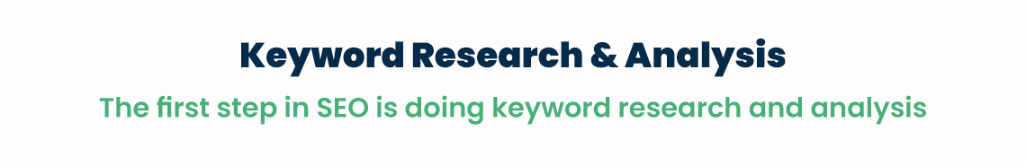 Roofing keywords research for roofing SEO