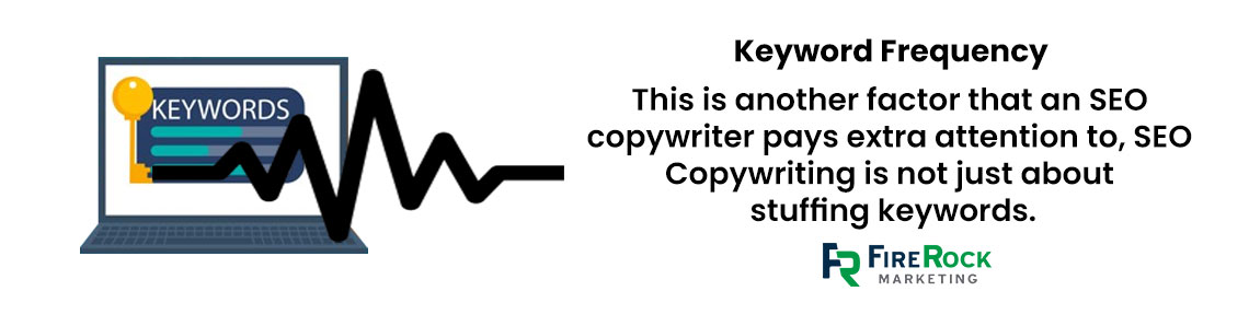 Importance of Keyword frequency in SEO copywriting