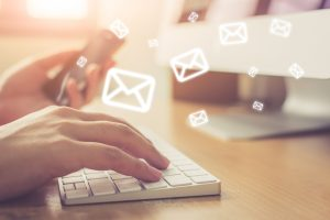 IMportance of email marketing for generating roofing leads