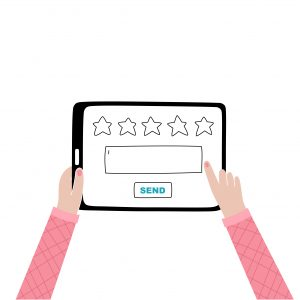 Importance of reviews in generating roofing leads